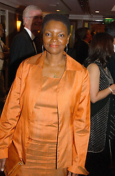 BARONESS AMOS at the 10th Anniversary Asian Business Awards 2006 at the London Grosvenor Hotel Park Lane, London on 19th April 2006.<br />