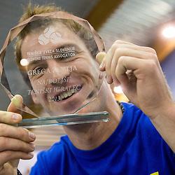 20131221: SLO, Tennis - Zakljucna prireditev Teniske zveze Slovenije