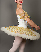 Maria Delegeane ballet tutu lookbook photographed in San Jose, California, on April 27, 2014. (Stan Olszewski/SOSKIphoto)