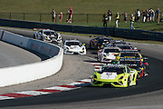 July 10-13, 2014: Canadian Tire Motorsport Park. Start of round 7 at Mosport