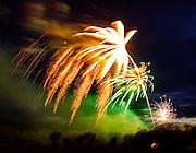 4th july fireworks,ferrisburg,vt