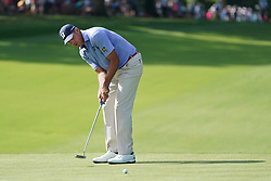 August 9, 2018 - St. Louis, Missouri, United States - Matt Kuchar putts during the first round of the 100th PGA Championship at Bellerive Country Club. (Credit Image: © Debby Wong via ZUMA Wire)