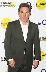 © Licensed to London News Pictures. 25/04/2014, UK. Rob Brydon, Sundance London: The Trip To Italy - Photocall & Official Screening, Cineworld Greenwich, The 02, London UK, 25 April 2014. Photo credit : Brett D. Cove/Piqtured/LNP