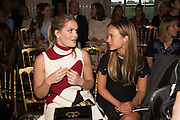 LADY KITTY SPENCER; AMELIA WINDSOR, Dior presentation of the Cruise 2017 collection. Blenheim Palace, Woodstock. 31 May 2016