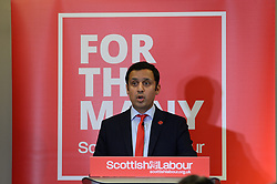 The two contenders for Scottish Labour leader, Anas Sarwar and Richard Leonard, took part in a debate in Edinburgh.<br /> <br /> &copy; Dave Johnston/ EEm