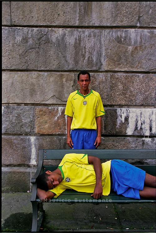 Homeless World Cup, Gothenburg.