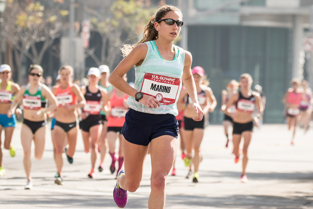 USA Olympic Team Trials Marathon 2016, Marino