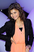 Zendaya attends the Disney Kids and Family Upfront 2011-12 at Gotham Hall in New York City on March 16, 2011.