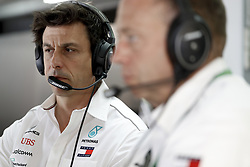 July 20, 2018 - Hockenheim, Germany - Motorsports: FIA Formula One World Championship 2018, Grand Prix of Germany, ..Toto Wolff (AUT, Mercedes AMG Petronas Motorsport) (Credit Image: © Hoch Zwei via ZUMA Wire)