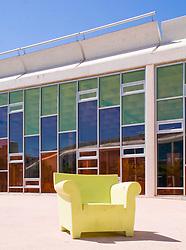 Biblioteca Torrepacheco. Martin Lejarraga Architect
