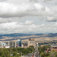 Boise, skyline, cityscape,  John Kelly photo.