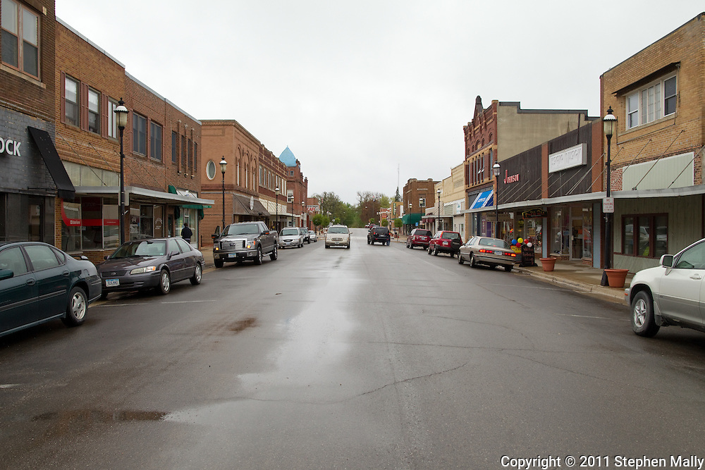 Forest City, Iowa on Saturday, May 14, 2011.