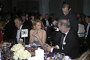 The Duchess of Roxburghe and Baron Thierry van Zuylen , Cartier Racing Awards , Four Seasons Hotel, Hamilton Place, London, W1, 15 November 2006. ONE TIME USE ONLY - DO NOT ARCHIVE  © Copyright Photograph by Dafydd Jones 66 Stockwell Park Rd. London SW9 0DA Tel 020 7733 0108 www.dafjones.com