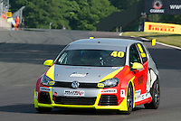 #40 Simon THOMPSON Volkswagen  Golf   Milltek Sport Volkswagen Racing Cup at Oulton Park, Little Budworth, Cheshire, United Kingdom. May 30 2016. World Copyright Peter Taylor/PSP.