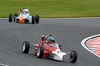 #21 Matt Thompson Reynard FF88 during the Avon Tyres FF1600 Northern Championship - Pre 90 at Oulton Park, Little Budworth, Cheshire, United Kingdom. October 08 2016. World Copyright Peter Taylor/PSP.