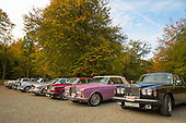 Rolls Royce Enthusiasts Club Autumn run