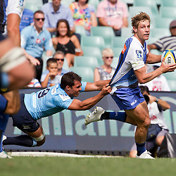 Waratahs v Western Force | Super 15 | 23 February 2014
