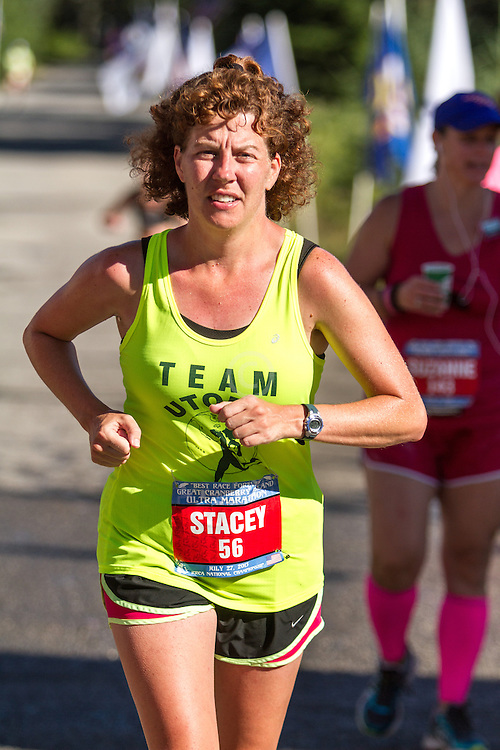 Great Cranberry Island Ultra 50K road race: Stacey Kelley