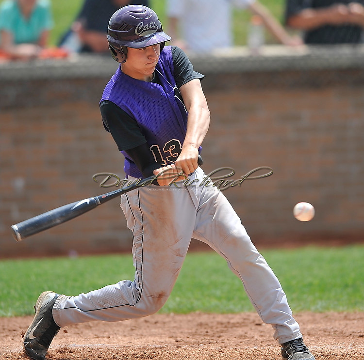 The Keystone baseball team defeated Youngstown Ursuline in a regional semi final game on May 27, 2011 in Massillon