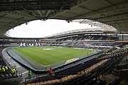 Hull City KCOM stadium before the EFL Sky Bet Championship match between Hull City and Norwich City at the KCOM Stadium, Kingston upon Hull, England on 10 March 2018. Picture by Ian Lyall.