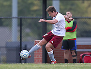 October 28, 2013: The Newman University Jets play against the Oklahoma Christian University Eagles on the campus of Oklahoma Christian University.
