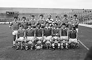 19.09.1971 Footbal Under 21 Final Cork Vs Fermanagh..Cork Team