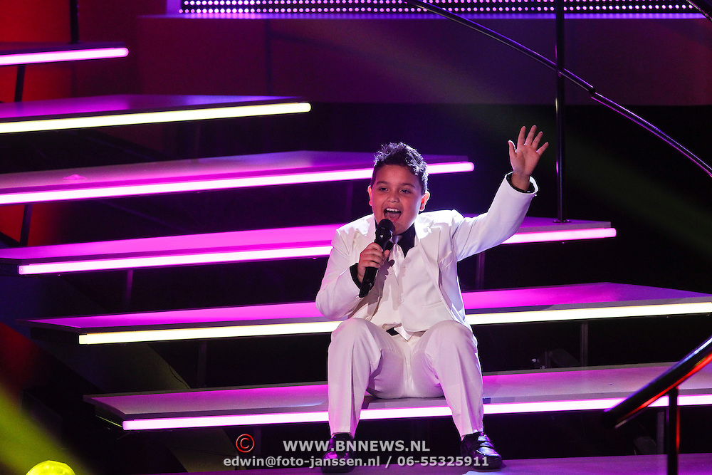 NLD/Hilversum/20100910 - Finale Holland's got Talent 2010, Kim