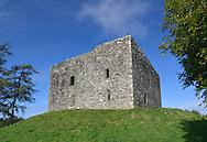Lydford Castle, Lydford, Devon