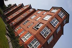 New housing on Raleigh Street; Nottingham,