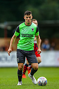 AFC Wimbledon midfielder Callum Reilly during the Pre-Season Friendly match between Hampton & Richmond and AFC Wimbledon at Beveree Stadium, Richmond Upon Thames, United Kingdom on 27 July 2019.