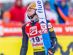 02.02.2020, Seefeld, AUT, FIS Weltcup Nordische Kombination, Skisprung HS 109, im Bild Franz-Josef Rehrl (AUT) // Franz-Josef Rehrl of Austria during Skijumping Competition HS 109 of FIS Nordic Combined World Cup at the Seefeld, Austria on 2020/02/02. EXPA Pictures © 2020, PhotoCredit: EXPA/ Stefan Adelsberger