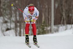 ARENDZ Mark, CAN, Long Distance Biathlon, 2015 IPC Nordic and Biathlon World Cup Finals, Surnadal, Norway