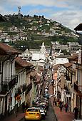 Cuenca, Ecuador: Corpus Christi June 2017