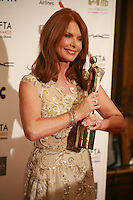 Actess Roma Downey at the IFTA Film & Drama Awards (The Irish Film & Television Academy) at the Mansion House in Dublin, Ireland, Saturday 9th April 2016. Photographer: Doreen Kennedy