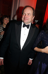 CLIVE ANDERSON at the Costa Book Awards 2006 held at The Grosvenor House Hotel, Park Lane, London W1 on 7th February 2007.<br />