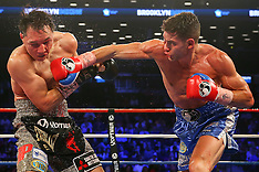 June 14, 2014: Chris Algieri vs Ruslan Provodnikov