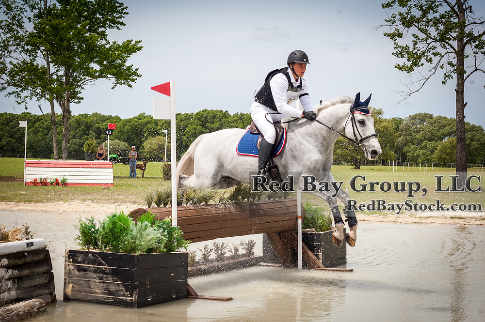 William Jarrell and Grey Area at the Ocala International in Ocala, Florida.