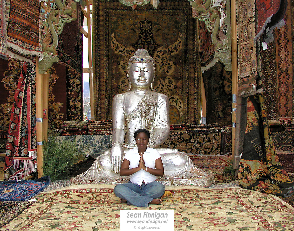 Buddha and Meditiation