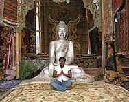 Buddha and Meditiation