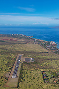 Kapalua Airport, Maui, Hawaii