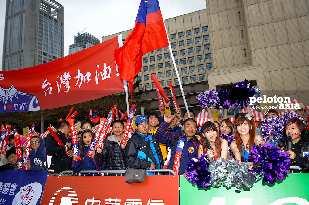 2014 Tour de Taiwan / stage1 / Taiwan / girls / kids