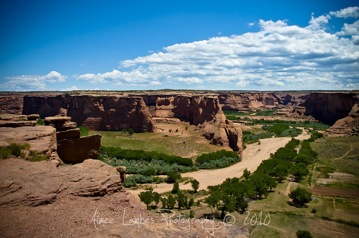 Canyon de Chelly by Aimee Lambes