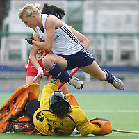 15 Great Britain v Korea ct women 2012