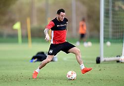 Lee Tomlin of Bristol City  - Mandatory by-line: Joe Meredith/JMP - 19/07/2016 - FOOTBALL - Bristol City pre-season training camp, La Manga, Murcia, Spain