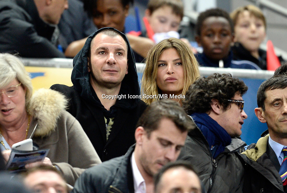 MICHAEL YOUN / ISABELLE FUNARO   - 11.04.2015 -  Bastia / PSG - Finale de la Coupe de la Ligue 2015<br />