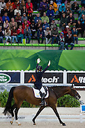 Jeanna Hogberg - Darcia VH<br /> Alltech FEI World Equestrian Games™ 2014 - Normandy, France.<br /> © DigiShots