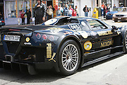 GUMBALL 3000<br /> 3000 miles .120 cars. 2 continents. 8 days . one big adventure<br /> 2008 World Tour<br /> Driving 3000 miles over an intense eight days, incorporating the cultural diversities of East and West civilizations; flying all cars and participants between Continents; witnessing the Mass Games in North Korea, the Olympic Games in Beijing; and partying each night fuelled only by adrenaline, amusement and amity, the 2008 route will undoubtedly be a real once in a lifetime adventure!