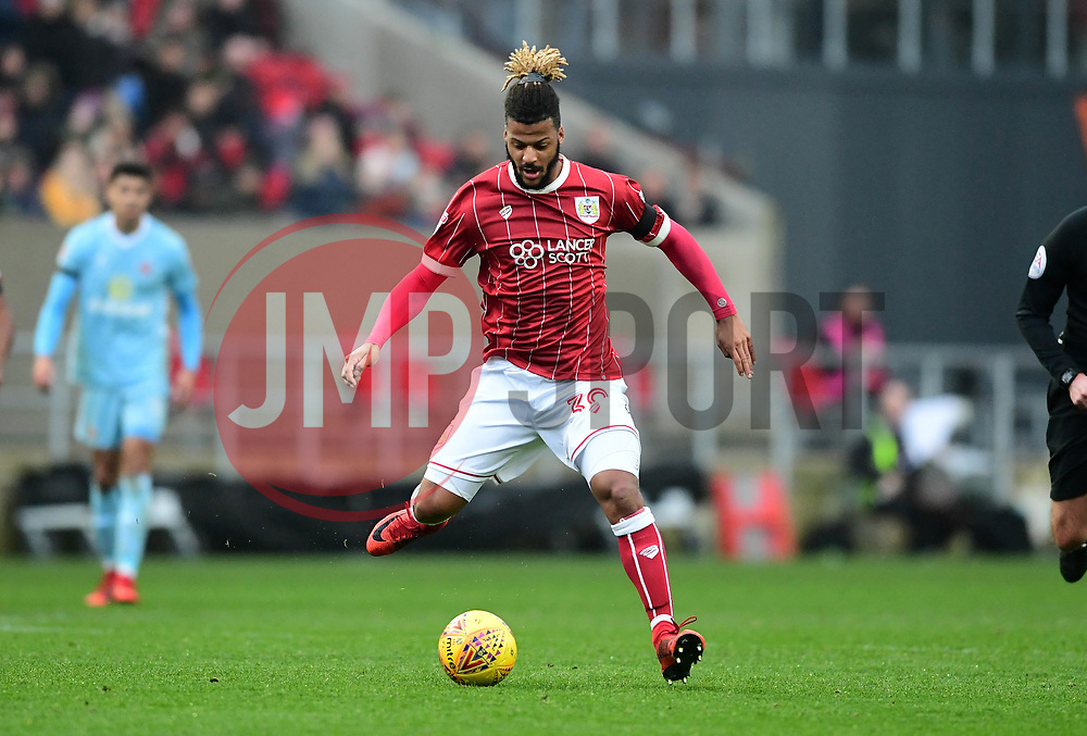 Lois Diony of Bristol City  - Mandatory by-line: Joe Meredith/JMP - 10/02/2018 - FOOTBALL - Ashton Gate Stadium - Bristol, England - Bristol City v Sunderland - Sky Bet Championship