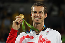 File photo dated 14-08-2016 of Great Britain's Andy Murray.