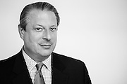 Al Gore, American politician, advocate and philanthropist. Former Vice President of the United States. Speaking at the 2007 Ashden awards, Royal Geographical Society, London.
